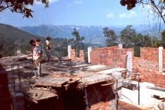 1994 -  Le chantier Rincon de Francia