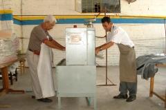 2002 - Atelier papier artisanal