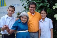 2006: Des abuelitos heureux