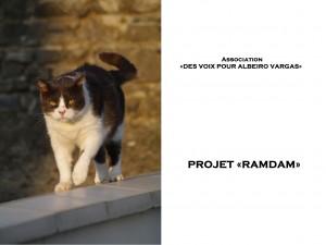 1 - Projet RAMDAM - Couverture plaquette